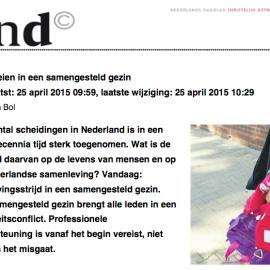 Nederlands Dagblad - Opgroeien in een samengesteld gezin